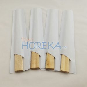 sumpit genroku bungkus kertas