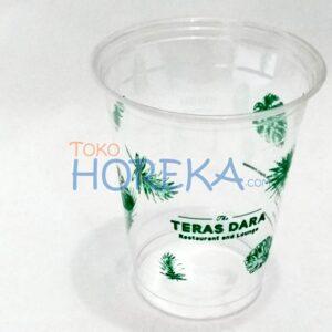 Cetak Logo Gelas Plastik