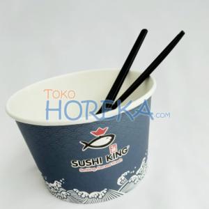 Cetak Logo Paper Bowl